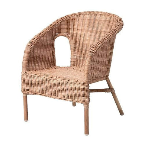 IRA Children Armchair, Rattan - IRA Furniture