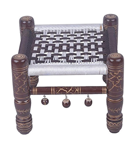 Chowki Khatli Chair Stool Bajot Balcony Seating - IRA Furniture