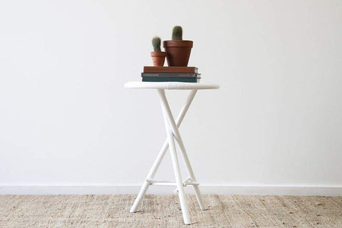 IRA Gypsy Side Table – White - IRA Furniture