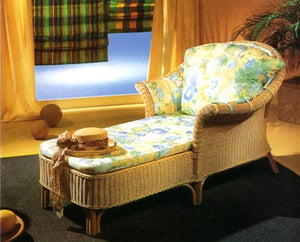 IRA World Retro Dewan With Cushion - IRA Furniture