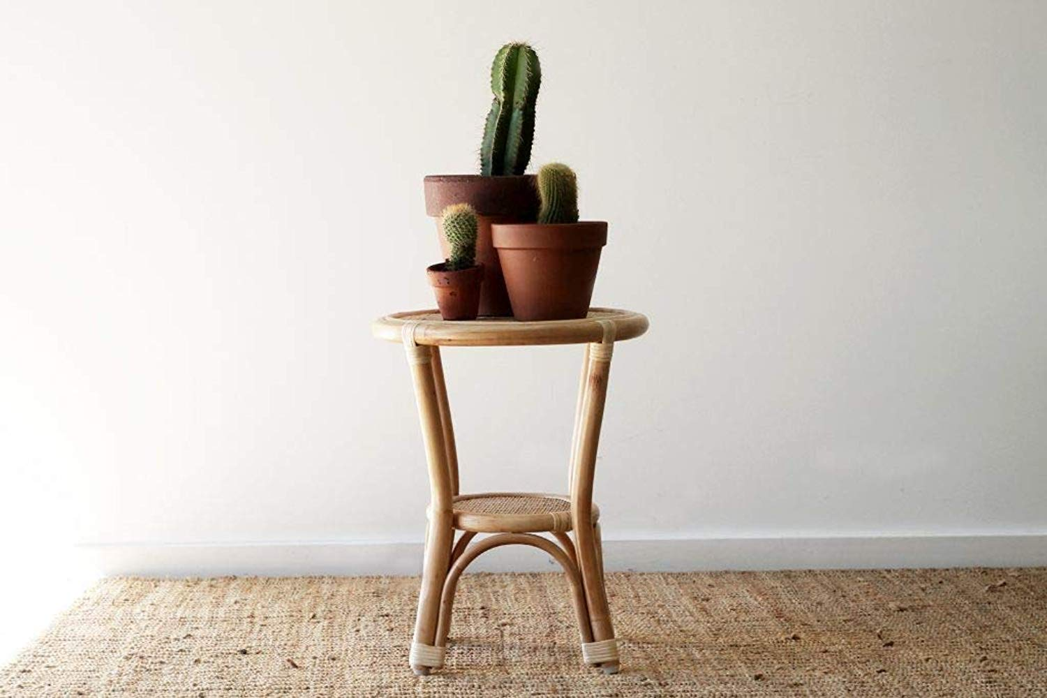 IRA Pacifica Side Table – Natural - IRA Furniture
