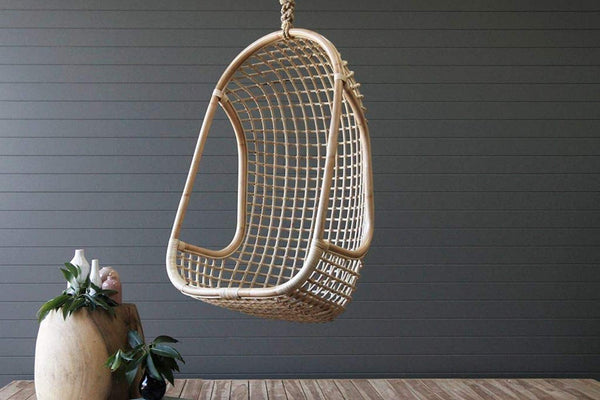 IRA Hanging Chair (Natural) - IRA Furniture