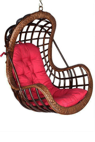 IRA Rattan Modest Swing Chair. - IRA Furniture