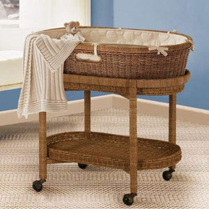 IRA Kids Brannan Bassinet - IRA Furniture