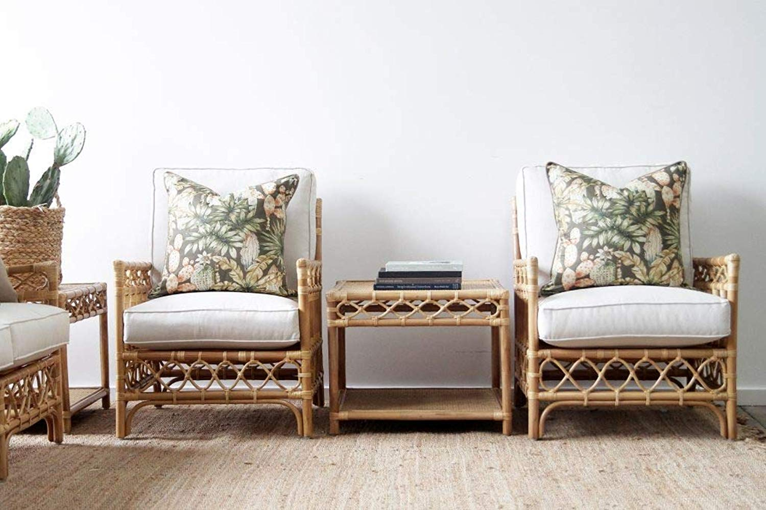 IRA Natural Armchair - IRA Furniture