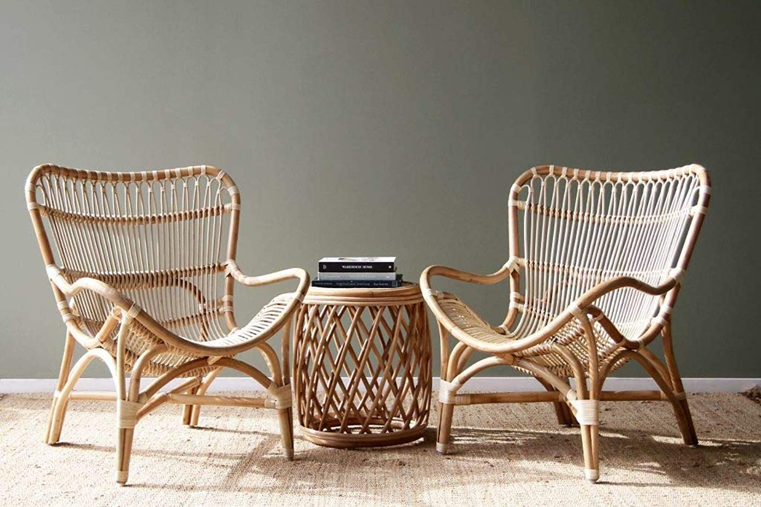 IRA Natural Armchair Chairs - IRA Furniture