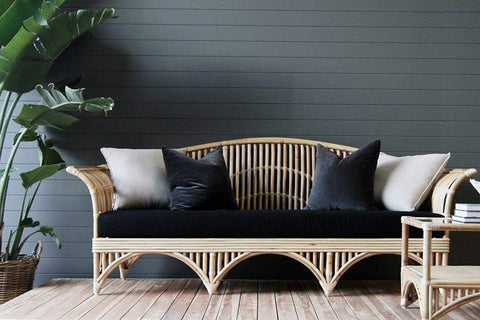 IRA Wicker Daybed (Natural) - IRA Furniture