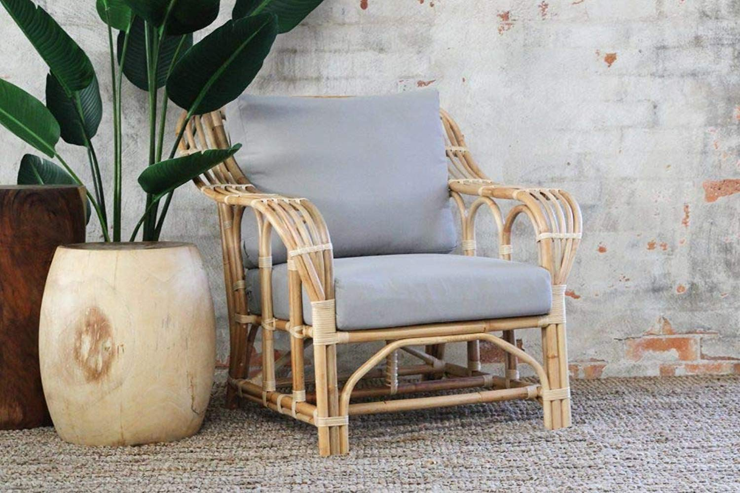 IRA Armchair- Natural - IRA Furniture