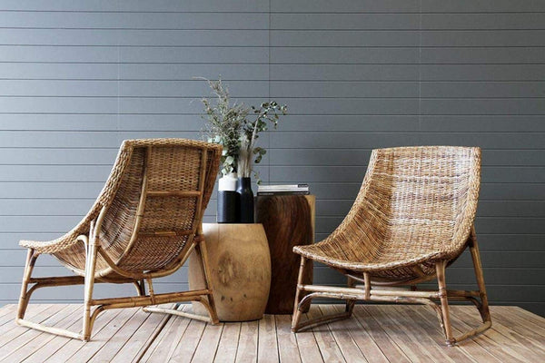 IRA Cane Hammock Chair (Natural) - IRA Furniture