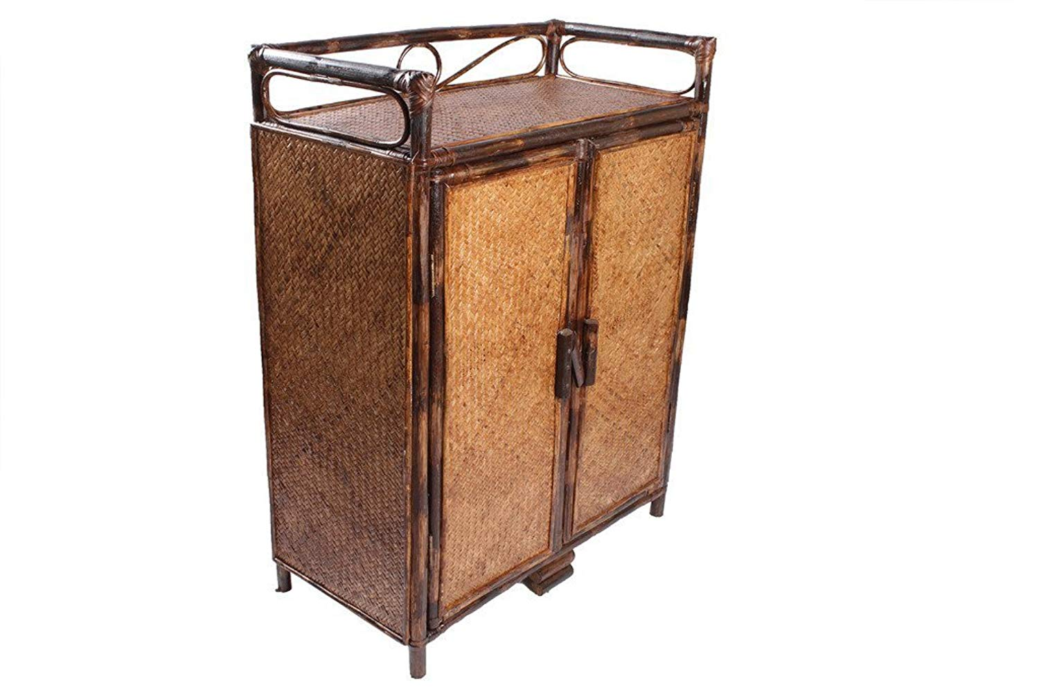 IRA Rattan Cabinet Rack - IRA Furniture