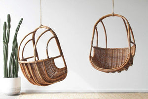 IRA Bower Hanging Chair- Natural - IRA Furniture