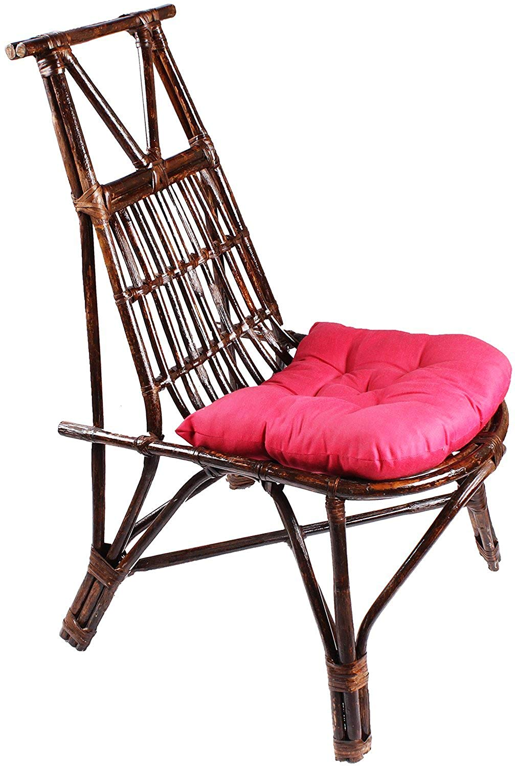 IRA Brown Chair Made of Rattan & Wicker - IRA Furniture