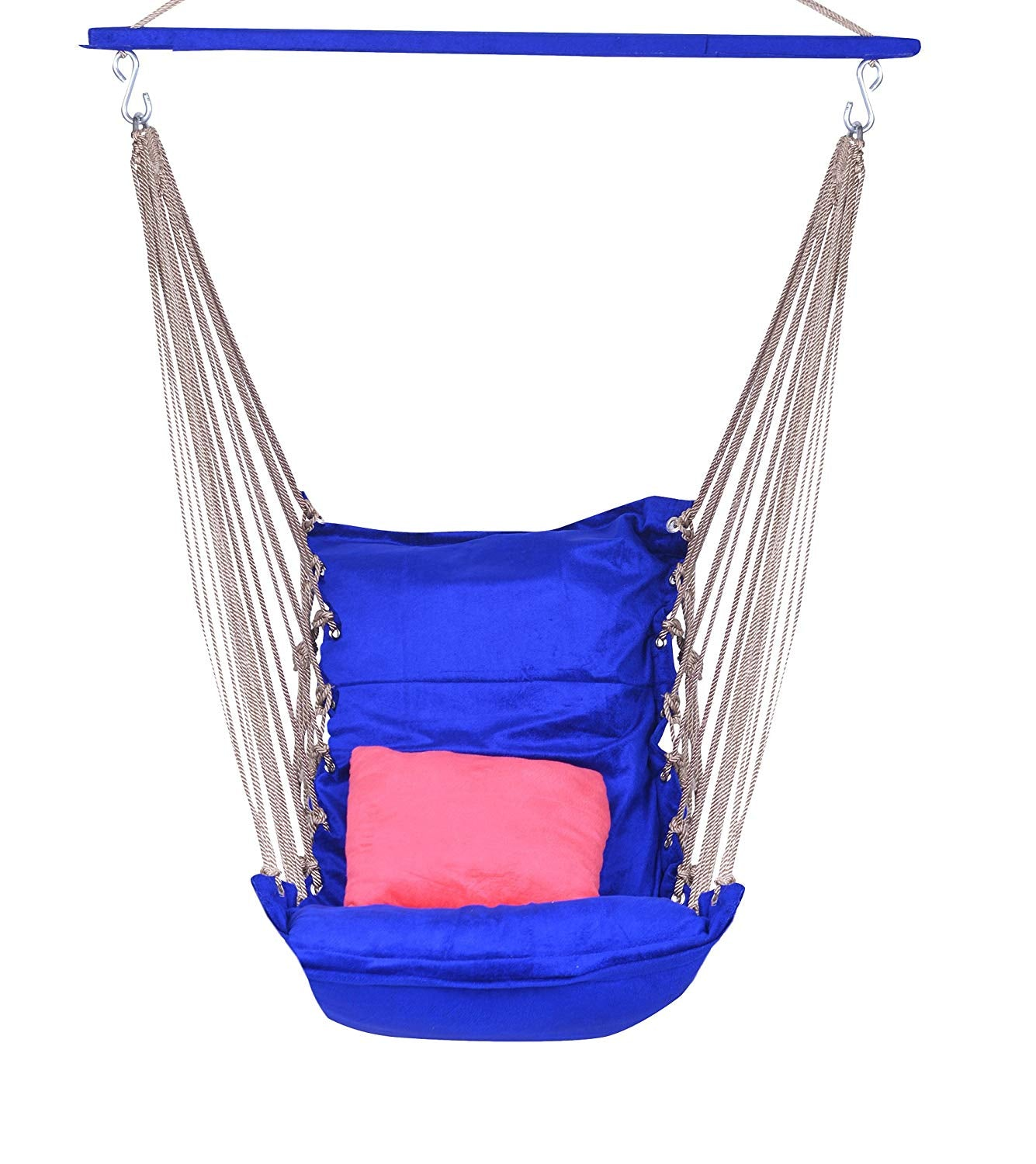 IRA Velvet Cotton Adult Swings Hammock Chair With Cushion - IRA Furniture