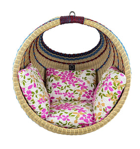 IRA Garden Jhula Swing Chair with Cushion - IRA Furniture