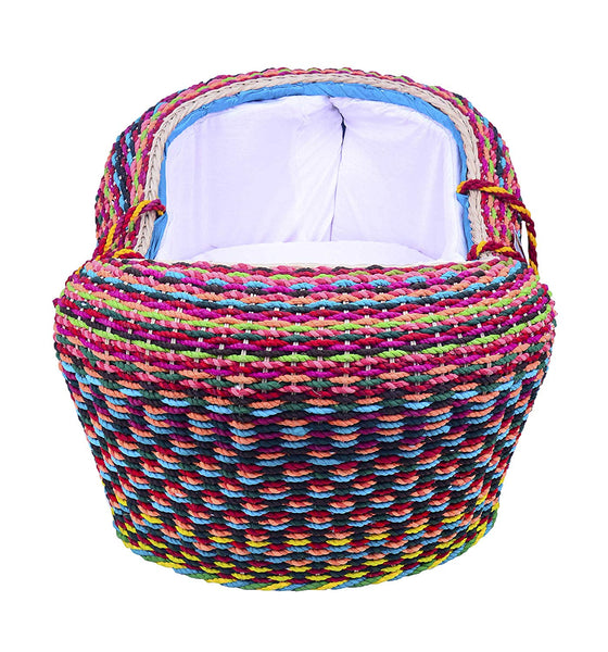 IRA Infant New Born Multicolor Bassinet - IRA Furniture