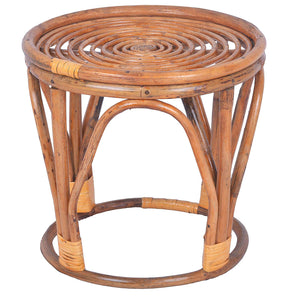 IRA Elegant Round Stool Chair - IRA Furniture