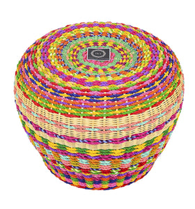 IRA Colorful Table Stool Ottoman - IRA Furniture