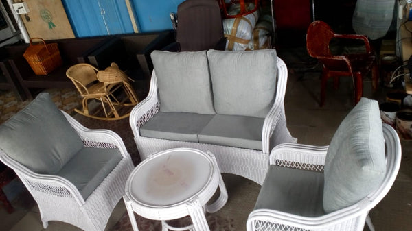 IRA Sofa Set 4 Seater with Table
