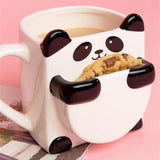 Mug Panda <br> Câlin Cookie - Royaume Panda