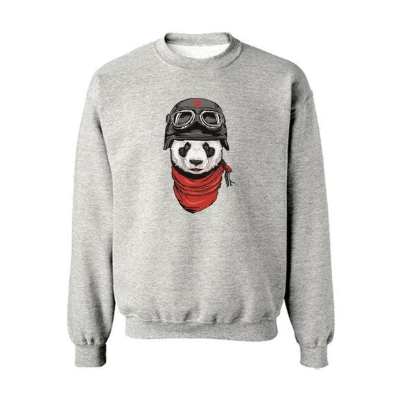 Sweat Panda <br> Aviateur - Royaume Panda
