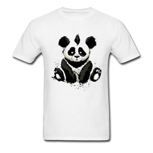T-Shirt Panda <br> Graffiti - Royaume Panda