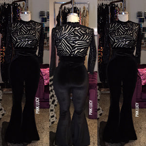 Crown Jewel jumpsuit