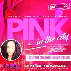 Pink in the City Day Party