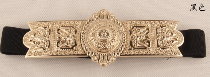 Medallion Belt