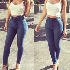 High Hopes High Waist Jeans