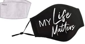 My Life Matters! Face Masque