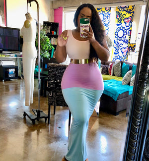 Like Candy Maxi Dress