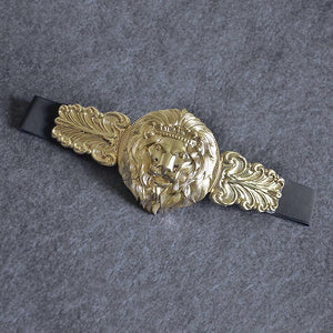 Kingdom - Lion Head Belt
