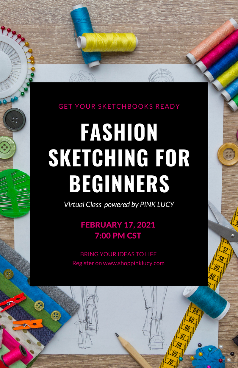 Fashion Sketching ... the Basics
