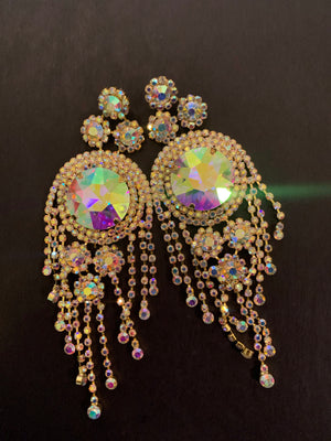Feeling A Way - Chandelier Earrings