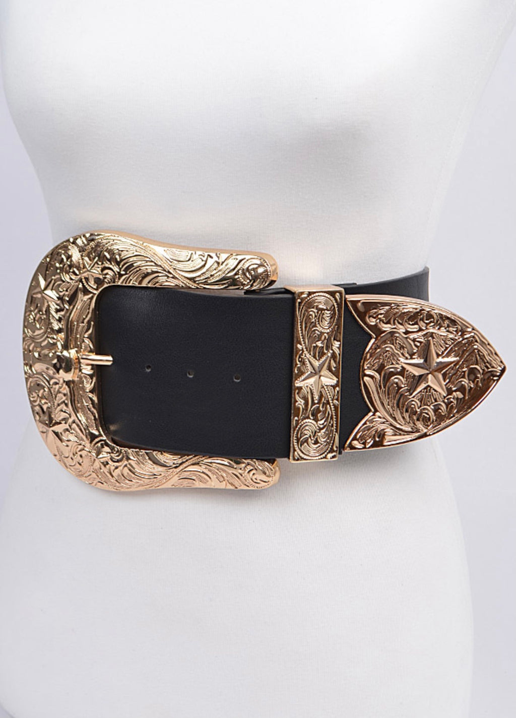 Horseshoe Oversized Belt