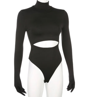 Rock My World - Bodysuit with Glove