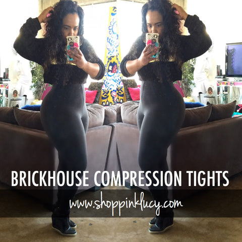 BRICKHOUSE Compression Tights