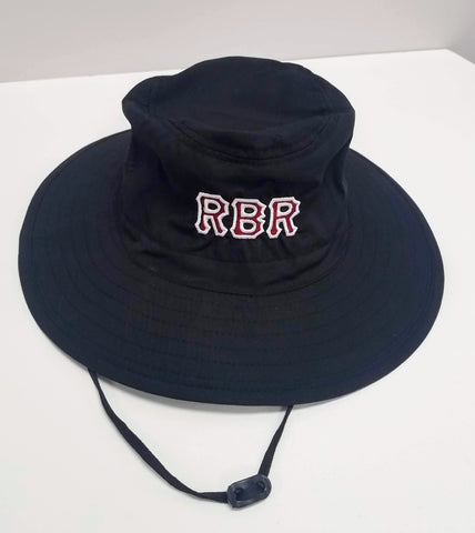 Classic Bucket Hat with Private RBR Lettering