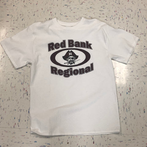 White Red Bank Regional T-Shirt