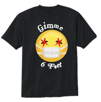 Gimme 6 Feet Tee(black)