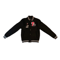 PGF LETTERMAN WOOL VARSITY JACKET