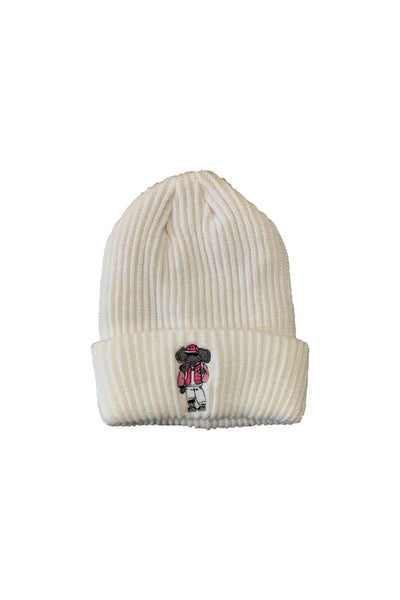 PGF Logo Knit Long Cuff Beanie