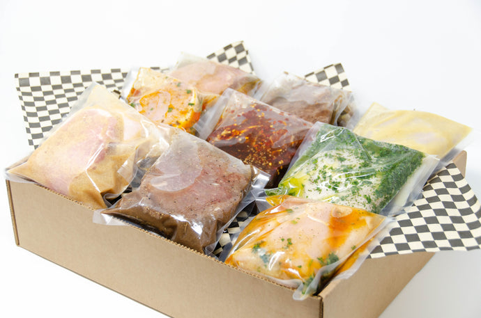 All Variety Grillin' Box (18 ct.)