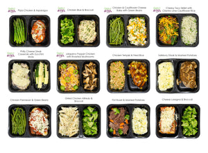 Classic & Lean Meal Favorites (Full Case - 12 ct.)