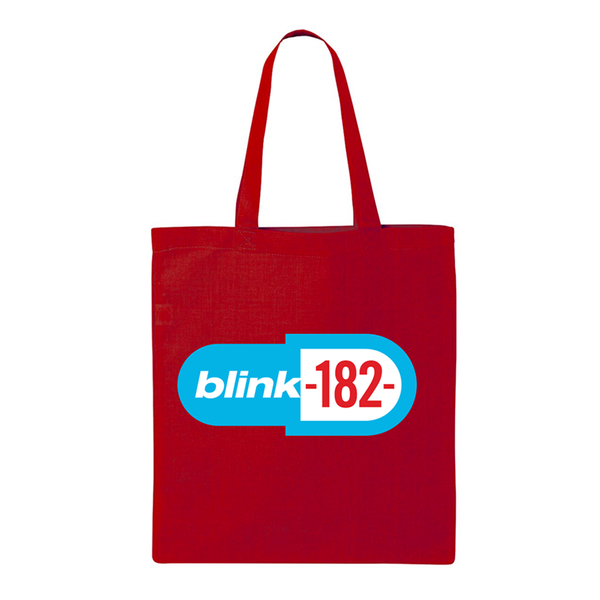 BLINK 182 RED VIP TOTES*