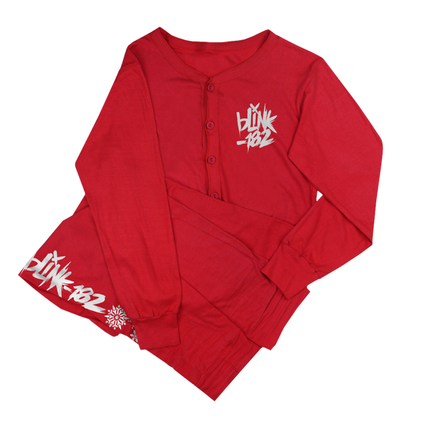 LOGO RED LONGJOHNS