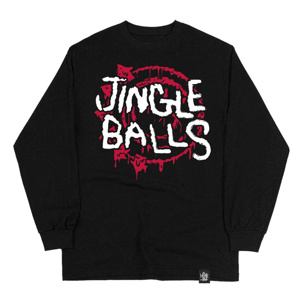 Jingle Balls Slime Black Longsleeve