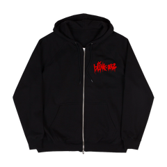 NOT ANOTHER CHRISTMAS SONG BLACK HOODIE