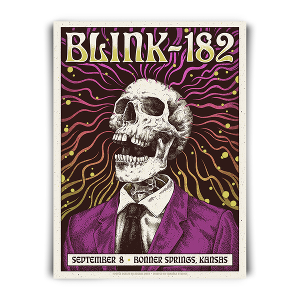 BONNER SPRINGS 2019 TOUR POSTER