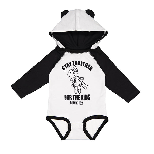 For the Kids Panda Onesie